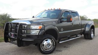 2015 Ford Super Duty F-350 DRW Pickup Lariat in New Braunfels, TX 78130