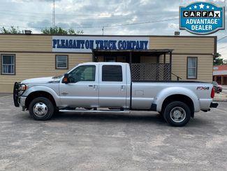 2015 Ford Super Duty F-350 DRW Pickup Lariat   Pleasanton, TX   Pleasanton Truck Company in Pleasanton TX