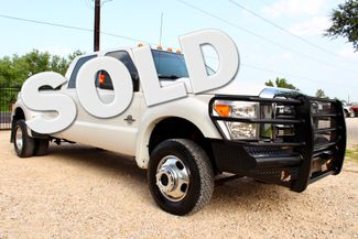 2015 Ford Super Duty F-350 DRW 4X4 Lariat 6.7L Powerstroke Diesel Auto Sealy, Texas