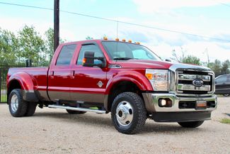 2015 Ford Super Duty F-350 DRW Pickup Lariat Sealy, Texas 1