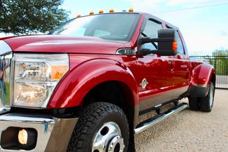 2015 Ford Super Duty F-350 DRW Pickup Lariat Sealy, Texas 4