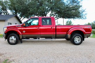 2015 Ford Super Duty F-350 DRW Pickup Lariat Sealy, Texas 6