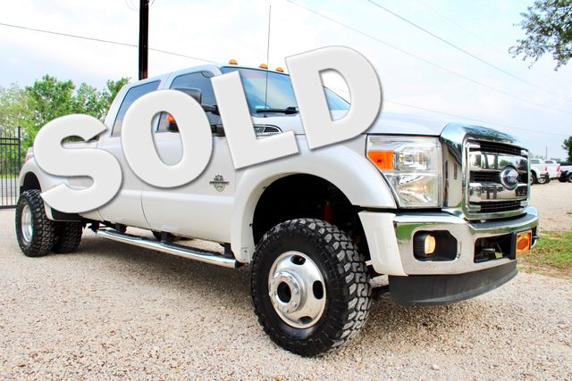 2015 Ford Super Duty F-350 DRW Pickup Lariat Sealy, Texas