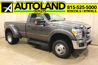 2015 Ford Super Duty F-350 dually 4x4 XLT in Roscoe IL, 61073