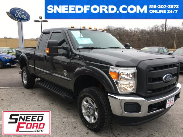 2015 Ford Super Duty F-350 XL 4X4