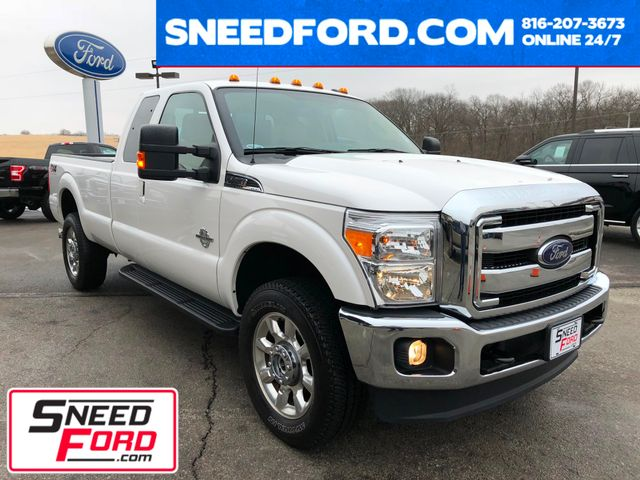 2015 Ford Super Duty F-350 Lariat 4X4