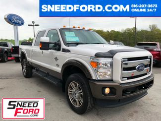 2015 Ford Super Duty F-350 King Ranch 4X4 in Gower Missouri, 64454