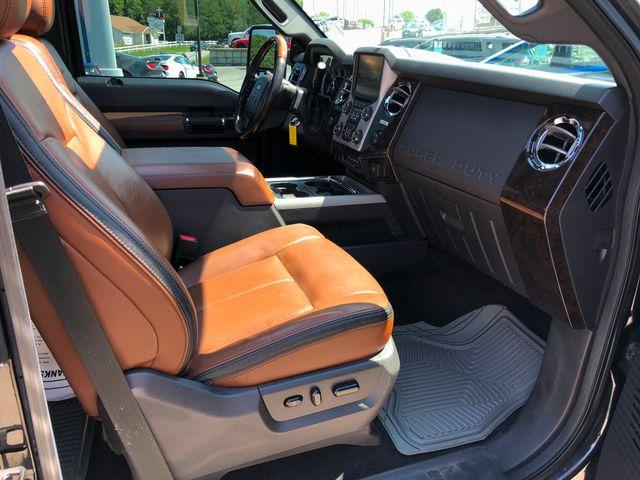 2015 Ford Super Duty F-350 Platinum 4X4 in Gower Missouri, 64454