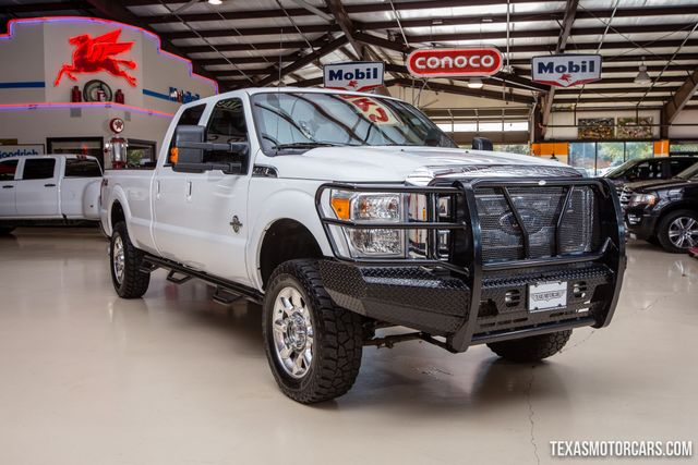 2015 Ford Super Duty F-350 SRW Lariat 4X4 in Addison Texas, 75001