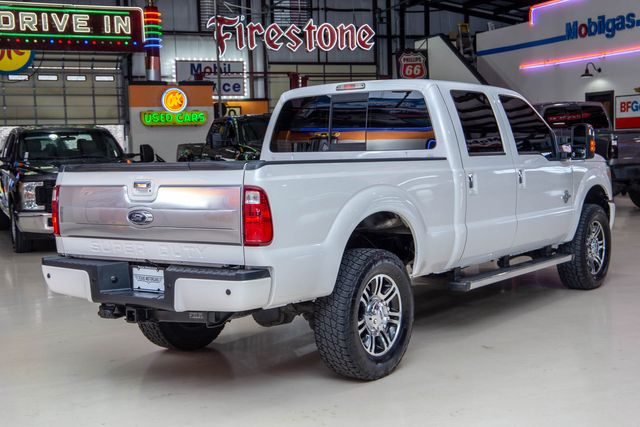 2015 Ford Super Duty F-350 SRW Platinum 4x4 in Addison, Texas 75001