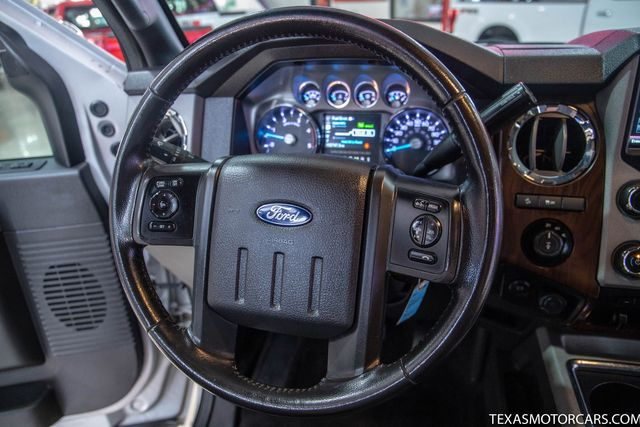 2015 Ford Super Duty F-350 SRW Pickup Lariat in Addison, Texas 75001