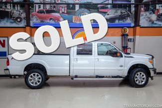 2015 Ford Super Duty F-350 SRW Pickup King Ranch 4x4 in Addison, Texas 75001
