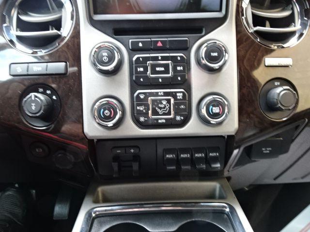 2015 Ford Super Duty F-350 SRW Pickup Platinum in Corpus Christi, TX 78412