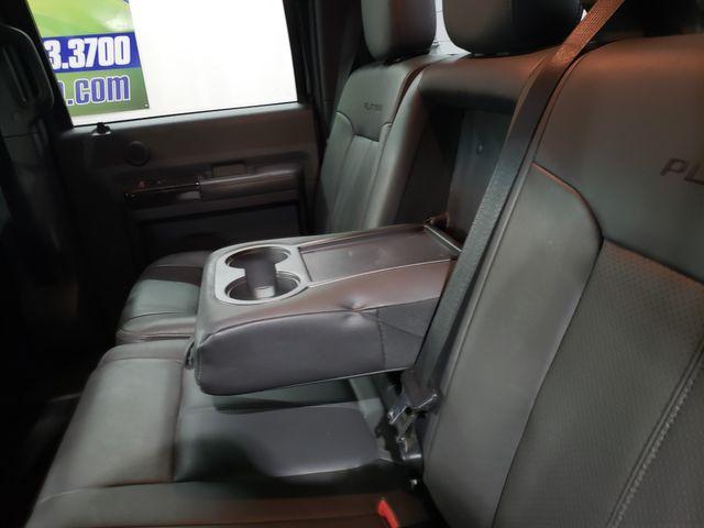 2015 Ford Super Duty F-350 SRW Pickup Platinum 6.7L Long box in Dickinson, ND 58601