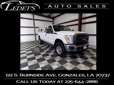 2015 Ford Super Duty F-350 SRW Pickup XL - Ledet's Auto Sales Gonzales_state_zip in Gonzales, Louisiana