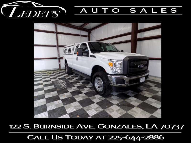 2015 Ford Super Duty F-350 SRW Pickup XL - Ledet's Auto Sales Gonzales_state_zip in Gonzales Louisiana