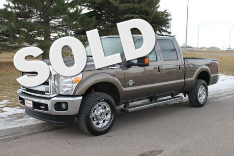 2015 Ford F350 4WD Crew Cab Lariat SRW in Great Falls, MT