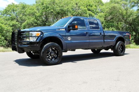 2015 Ford Super Duty F-350 Lariat - LOADED - LOW MILES - 4x4 in Liberty Hill , TX