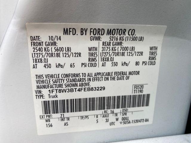 2015 Ford Super Duty F-350 SRW Pickup XL Madison, NC 43