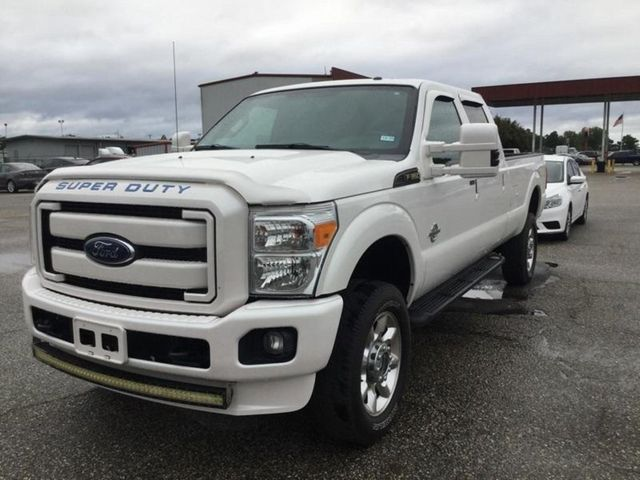 2015 Ford Super Duty F-350 SRW Pickup Lariat Madison, NC 0