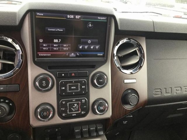 2015 Ford Super Duty F-350 SRW Pickup Lariat Madison, NC 5