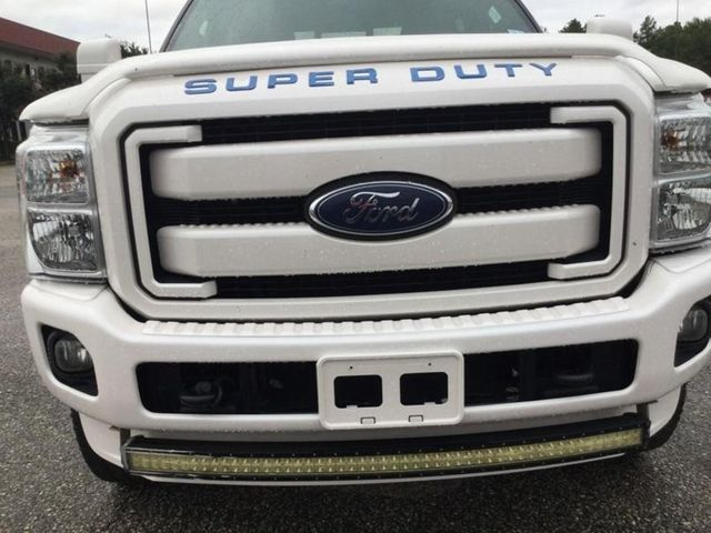 2015 Ford Super Duty F-350 SRW Pickup Lariat Madison, NC 7