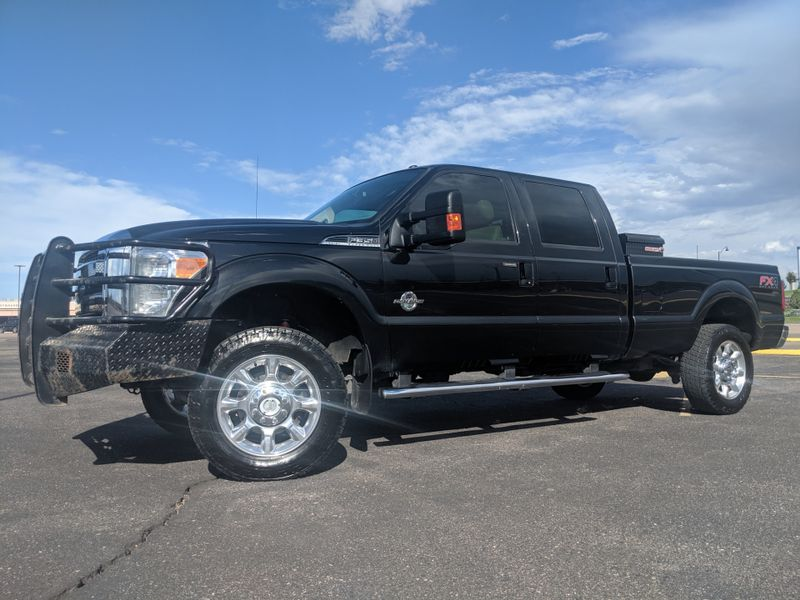 2015 Ford Super Duty F-350 SRW Pickup Lariat  Fultons Used Cars Inc  in , Colorado