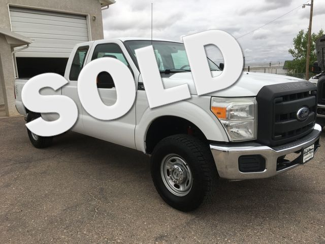 2015 Ford Super Duty F-350 SRW Pickup XL Pueblo West, CO