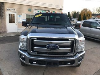2015 Ford Super Duty F-350 SRW Pickup Platinum  city MA  Baron Auto Sales  in West Springfield, MA