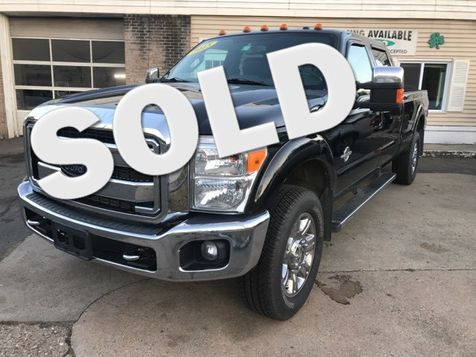 2015 Ford Super Duty F-350 SRW Pickup Platinum in West Springfield, MA
