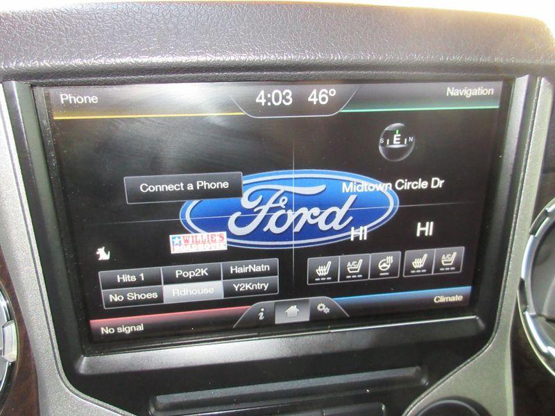 2015 Ford Super Duty F-350 SRW Crew Cab 4x4 Platinum  Fultons Used Cars Inc  in , Colorado