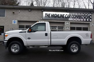 2015 Ford Super Duty F-350 SRW 4WD Reg Cab  XLT Waterbury, Connecticut 1