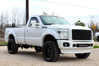 2015 Ford Super Duty F-350 SRW XLT 6.7L Powerstroke Diesel Auto LIFTED Sealy, Texas 1