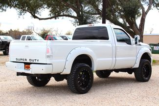 2015 Ford Super Duty F-350 SRW XLT 6.7L Powerstroke Diesel Auto LIFTED Sealy, Texas 11