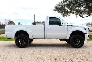 2015 Ford Super Duty F-350 SRW XLT 6.7L Powerstroke Diesel Auto LIFTED Sealy, Texas 12