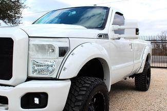 2015 Ford Super Duty F-350 SRW XLT 6.7L Powerstroke Diesel Auto LIFTED Sealy, Texas 4