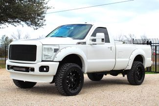 2015 Ford Super Duty F-350 SRW XLT 6.7L Powerstroke Diesel Auto LIFTED Sealy, Texas 5