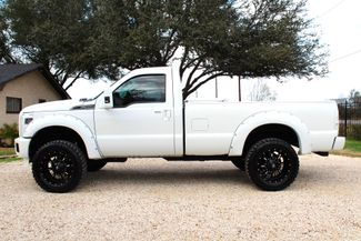 2015 Ford Super Duty F-350 SRW XLT 6.7L Powerstroke Diesel Auto LIFTED Sealy, Texas 6