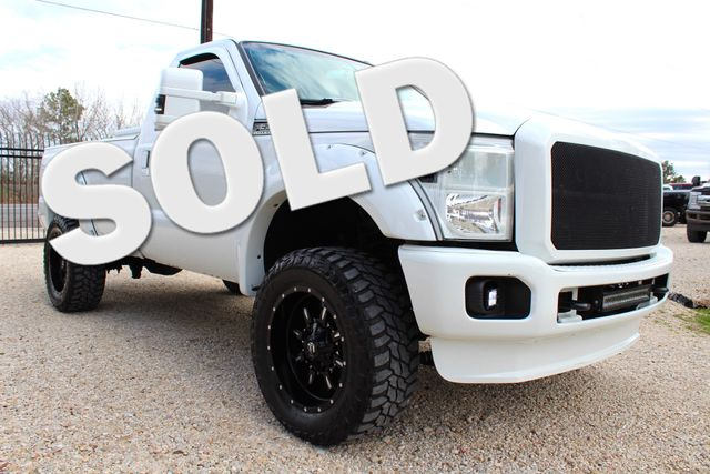 2015 Ford Super Duty F-350 SRW XLT 6.7L Powerstroke Diesel Auto LIFTED Sealy, Texas