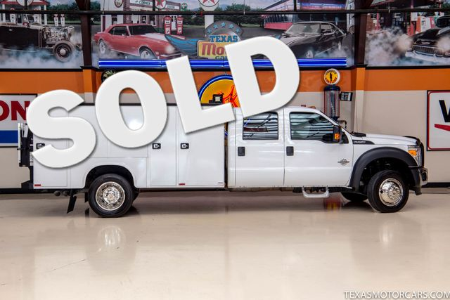 2015 Ford Super Duty F-450 DRW Chassis Cab 4x4