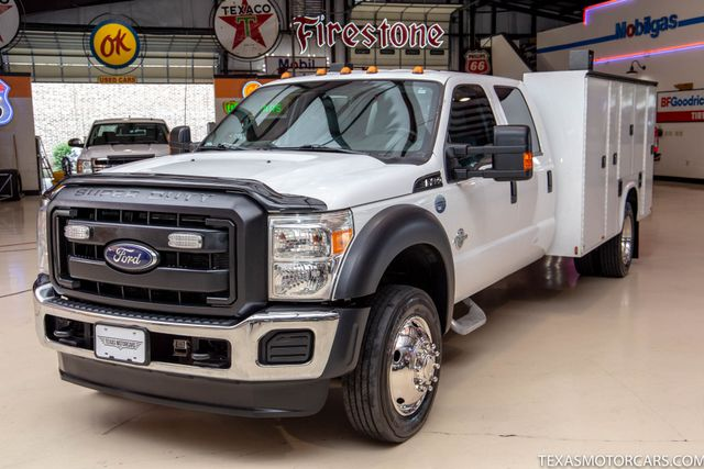 2015 Ford Super Duty F-450 DRW Chassis Cab 4x4 in Addison, Texas 75001