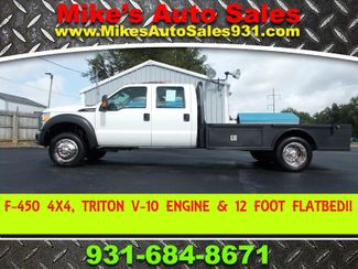 2015 Ford Super Duty F-450 DRW Chassis Cab XL Shelbyville, TN