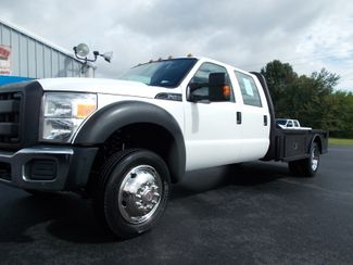 2015 Ford Super Duty F-450 DRW Chassis Cab XL Shelbyville, TN 5
