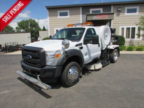 2015 Ford Super Duty F-450 DRW Chassis Cab XLT in St Cloud, MN