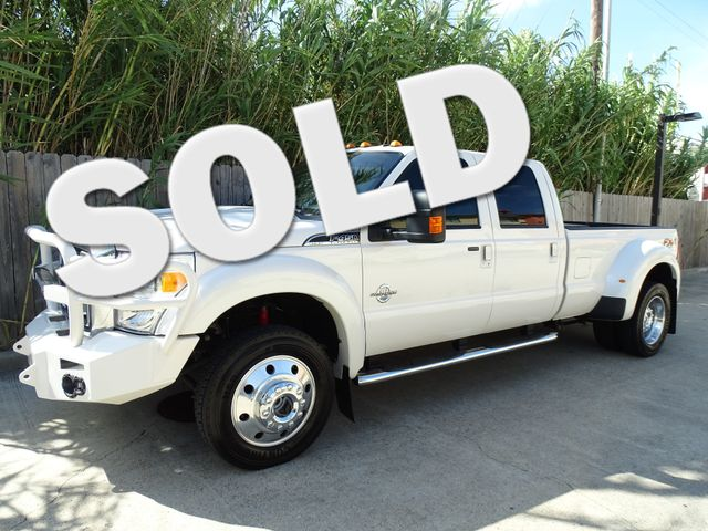 2015 Ford Super Duty F-450 Pickup Lariat Corpus Christi, Texas 0
