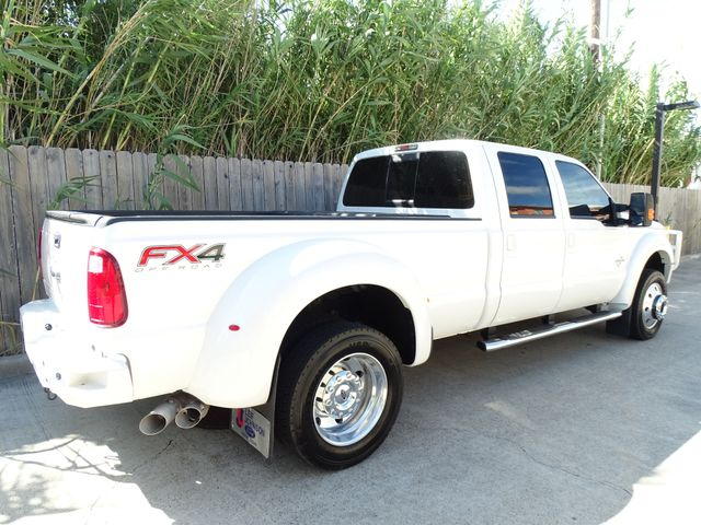 2015 Ford Super Duty F-450 Pickup Lariat Corpus Christi, Texas 3