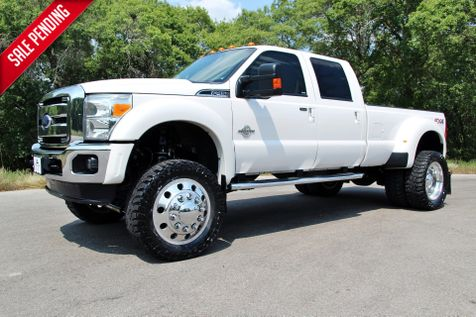 2015 Ford Super Duty F-450 Pickup Lariat - LIFTED - KELDERMAN - 1 OWNER - 22s in Liberty Hill , TX