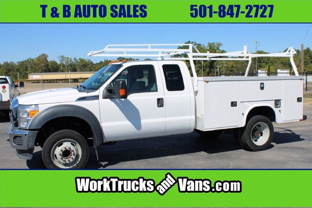 2015 Ford Super Duty F-550 DRW Chassis Cab XLT in Bryant, AR 72022