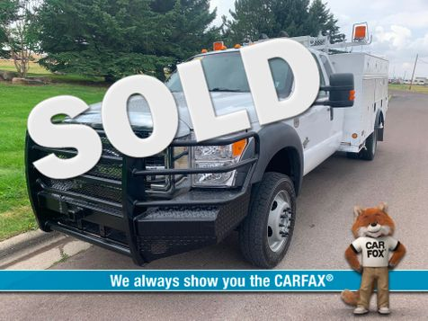 2015 Ford Super Duty F-550 DRW Chassis Cab XLT in Great Falls, MT
