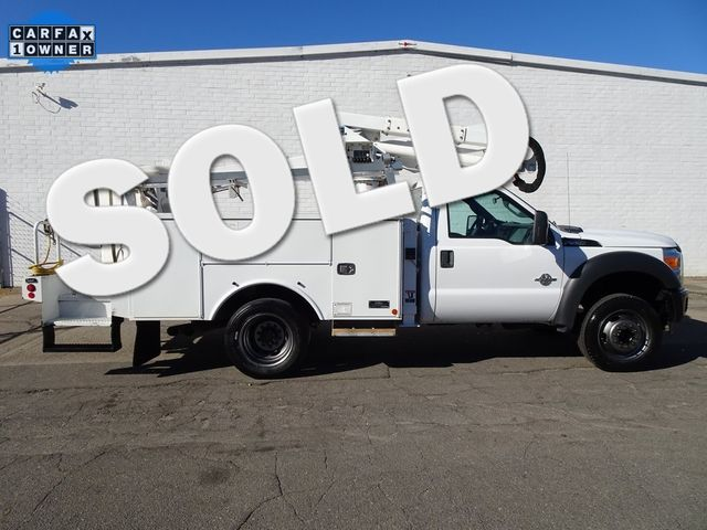 2015 Ford Super Duty F-550 DRW Chassis Cab XL Madison, NC